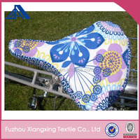 promotion outdoor road mountain comfortable nylon bike seat cover
