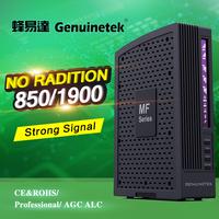 Genuinetek Cell phone celuar Mobile signal repeater CDMA 2G 3G 4G 850 1900 booster