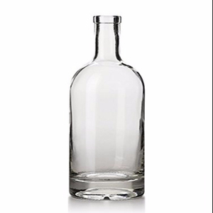 375ml Glass Spirit Bottle / Bulk Crystal Wine Glass