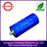 Ultracapacitor super capacitor 2.7v 3.7V 12V 3000F 1000F graphene super capacitor