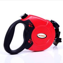 SHQ projeto da patente sólida 2 cão <span class=keywords><strong>trela</strong></span> do cão retrátil pet leash collar