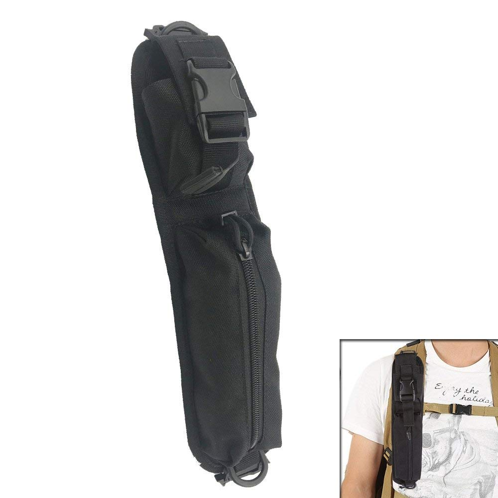 Get Quotations · SkyCity Tactical Accessory Pouch Backpack Shoulder Strap  Bag Hunting Tools Pouch afc3f81fd8ea1