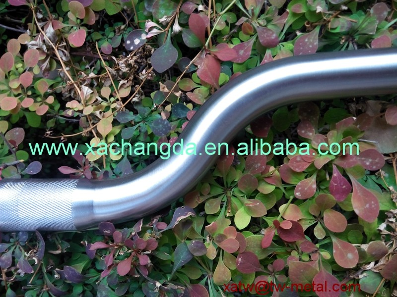 wholesale titanium bicycle handle bar titanium folding bike handle bar titanium rise and drop handle bar custom