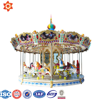 8/10/12/16 Seats outdoor christmas carousel decoration/carousel party