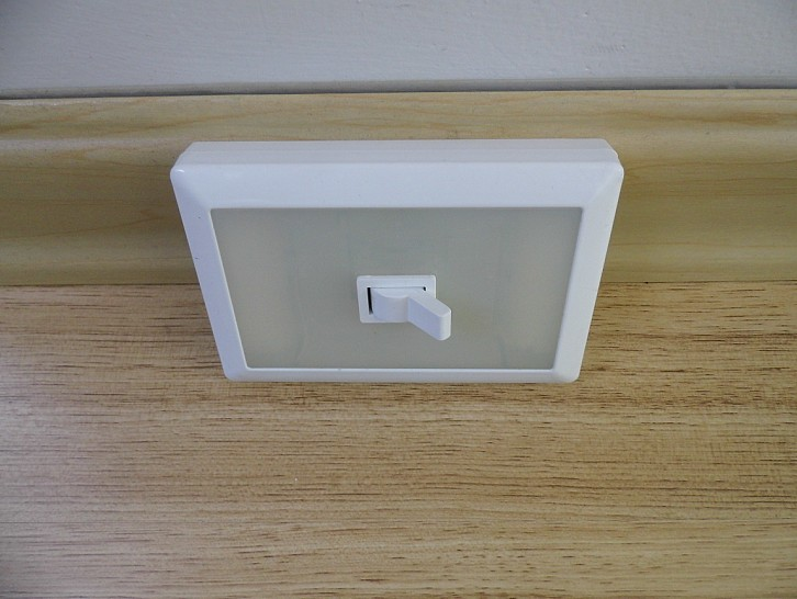 Led Light Switch Plate