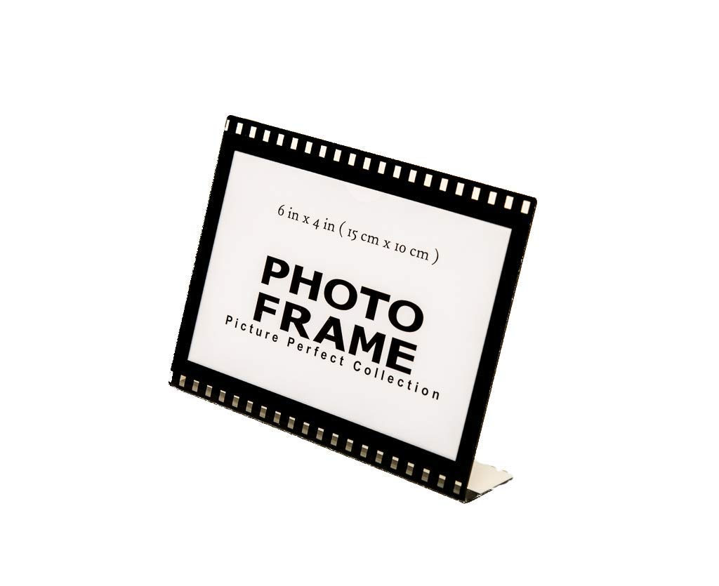 Photo Booth Frames 6x4 Clear Acrylic Picture Frame Film Style Hollywood Frame Sign Holder Horizontal Picture Frame (12)