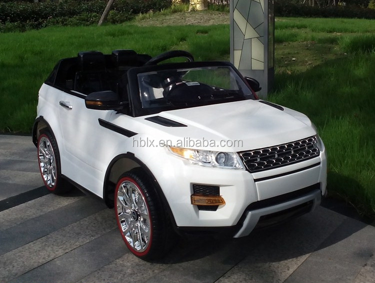 Range Rover Electric Car Land Rover Ride On Kids Car Electric
