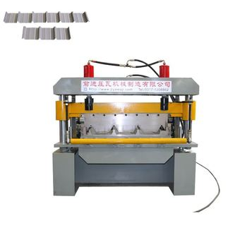 hot sale galvanized or zinc metal roofing roll forming machine  for metal roof panel