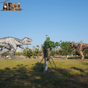 Dinosaur replica 2014 High dinosaurs made in china