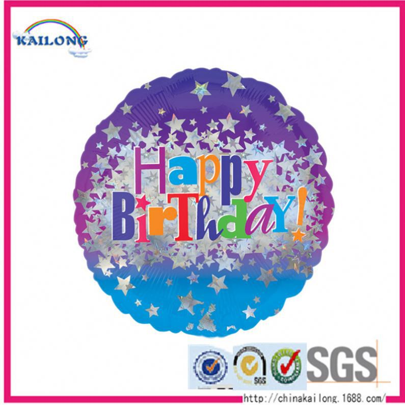 Hot Selling For Weddinf Birthday 3D Foil Latex Balloons Party