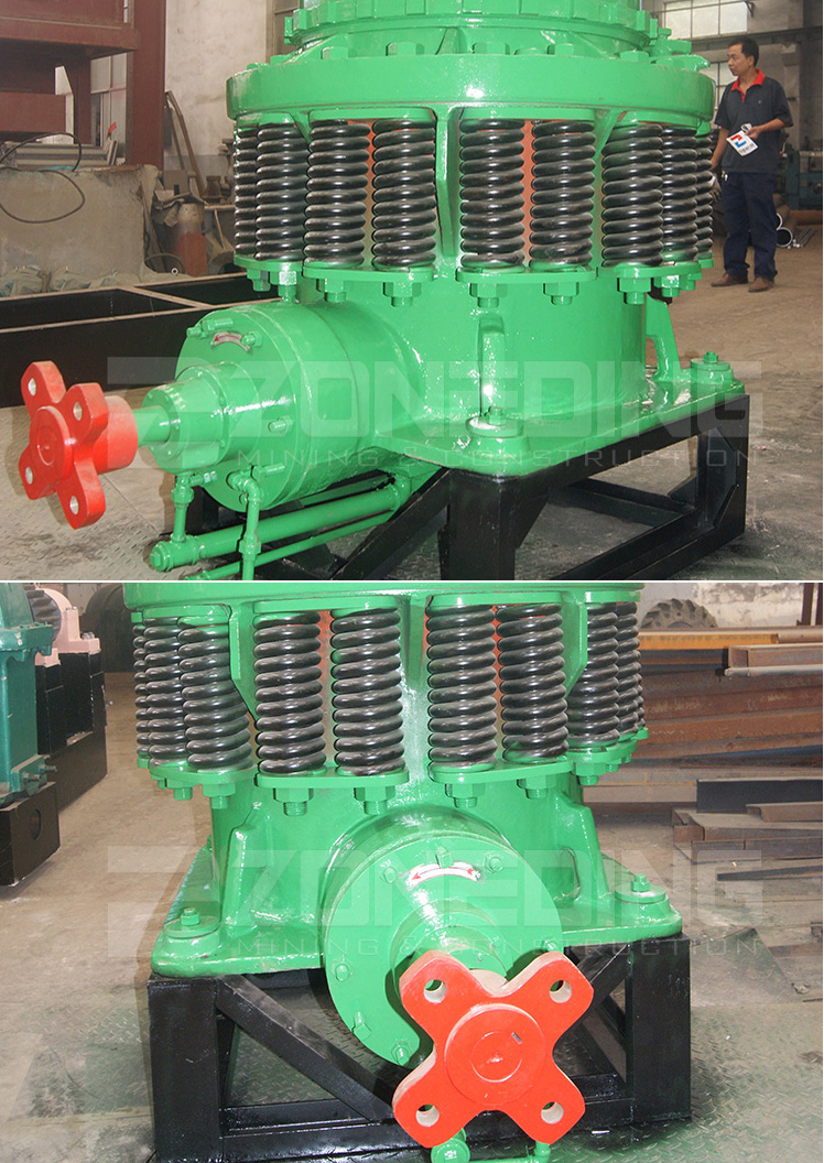 Crushing machinery hydraulic ore crushing machine Limestone hp 200 cone crusher
