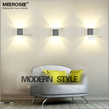 mini decorative interior led wall sconce lights led wall lighitng fixtures in white black and