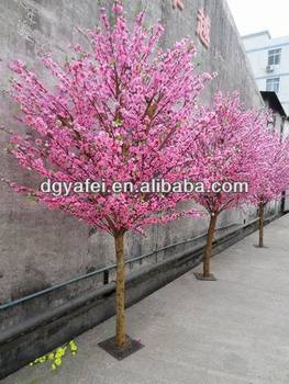 artificial outdoor flowers and plants,blossom tree plats,artificial