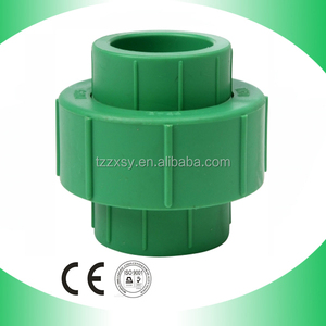 Full Size Plumbing Fitting PPR Union/Plastic Union Fittings