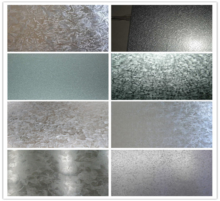 China Galvanized Steel Sheet Price Price Silicon Steel