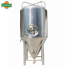 100l-10000l Jacketed Beer Fermentation Equipment/Fermentation Tank