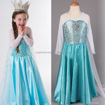 elegant ice princess halloween costume elsa sex dress cosplay costume in frozen elsa dress cosplay costume