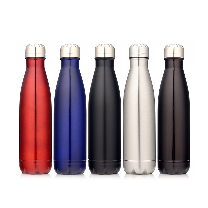 Sublimation Blank Stainless Steel Vacuum Thermos Bottle Travel Mug