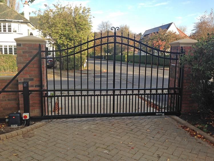 Patio Iron Gate, Patio Iron Gate Suppliers And Manufacturers At Alibaba.com