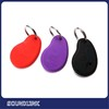 colorful rubber ear models from china