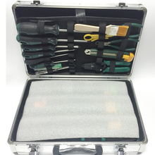 Aucas high quality network electricians mobile repairing tool kit
