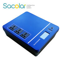700W Off Grid Inverter Solar Micro Inverter with PWM Solar Charger