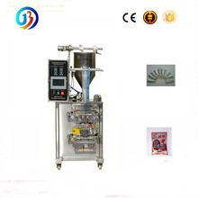Shanghai JB-150J automatic palm oil ,honey stick filling and packing machine with CE approved