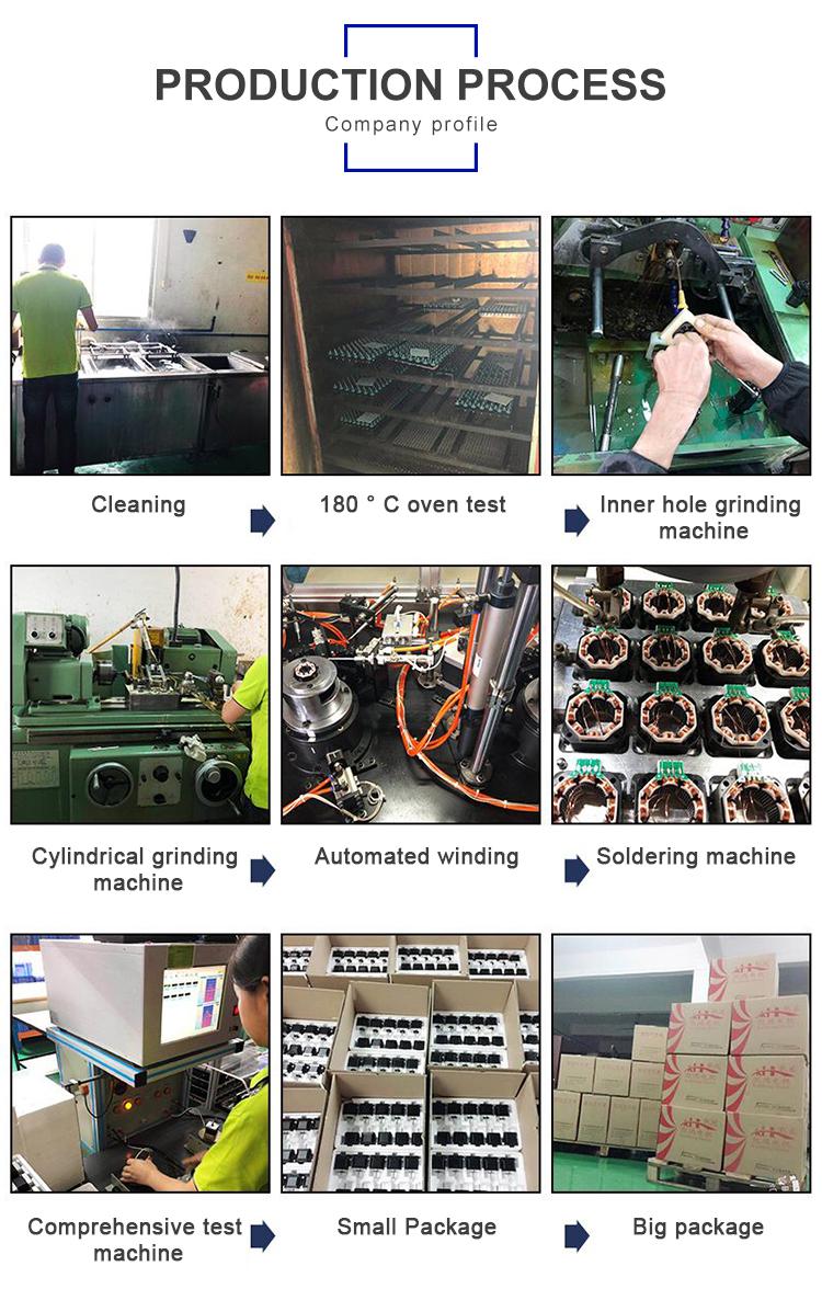 Shenzhen Fabriek 3d Printer Servo Motor 2 Fase Gesloten Loop Stappenmotor Driver En Nema23 Gesloten Loop Stappenmotor Voor Cnc machine