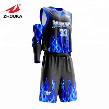 35ec369ea Мужская новейшие баскетбольные майки Дизайн 2018 команда форма  пользовательские рубашки спортивные наборы трикотаж
