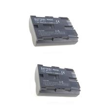 MELASTA 2pcs Li-ion Battery Pack for Canon BP-511 BP-511A  Canon EOS 5D 10D 20D 20Da 30D 40D 50D 300D D30 D60 Digital Rebel