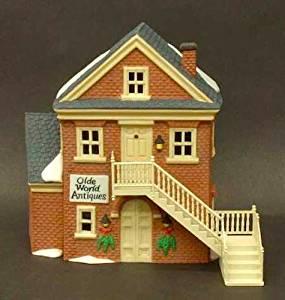 Department 56 Heritage Village Collection ; Disney Parks Village Series Olde World Antiques I #5351-1