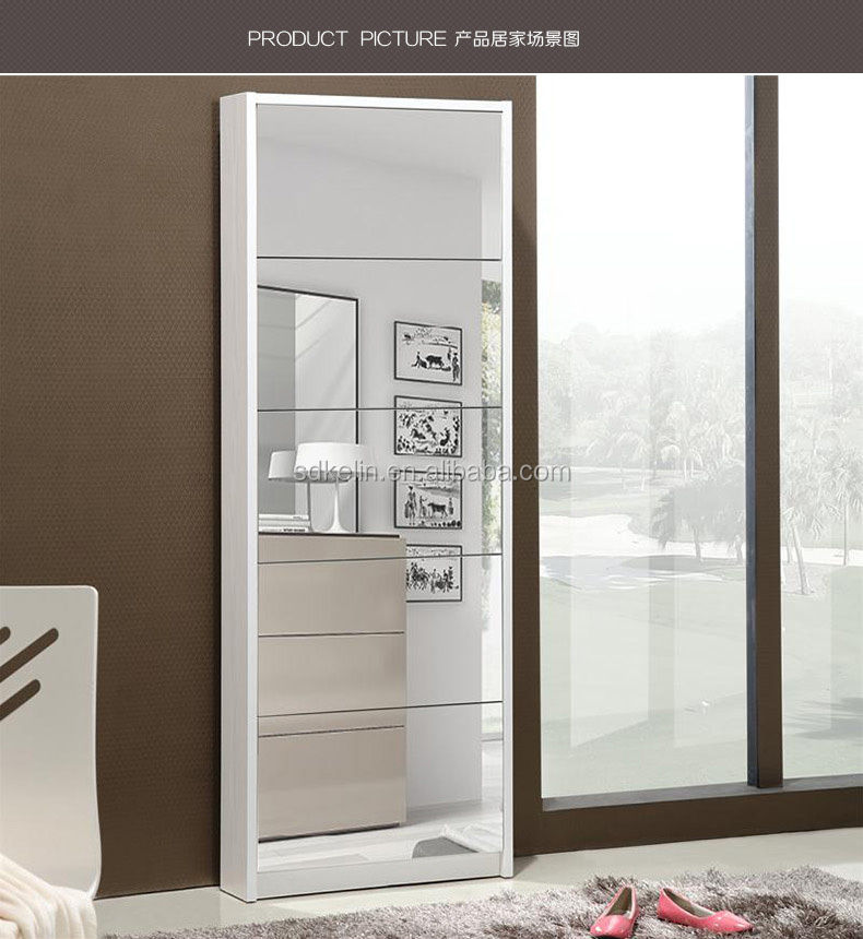 Charmant Shoe Cabinet With Mirror, Shoe Cabinet With Mirror Suppliers And  Manufacturers At Alibaba.com