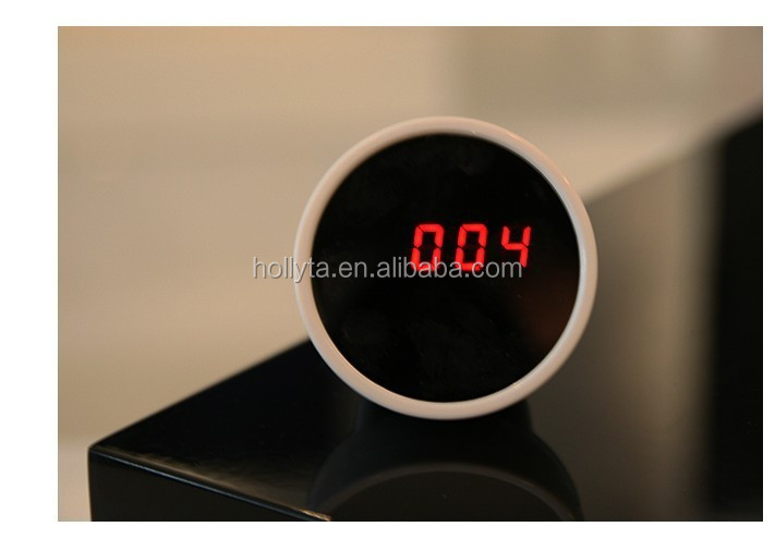 Hot Sale Promotion Digital Table Clock for girl