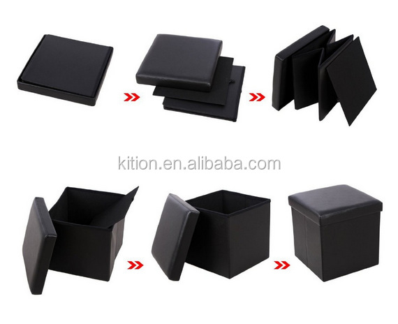 New design living room foldable storage box