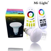 Android IOS control led par light bulb, RGBW(warm white/ cool white) led par light bulb, remote control led par light bulb 9W
