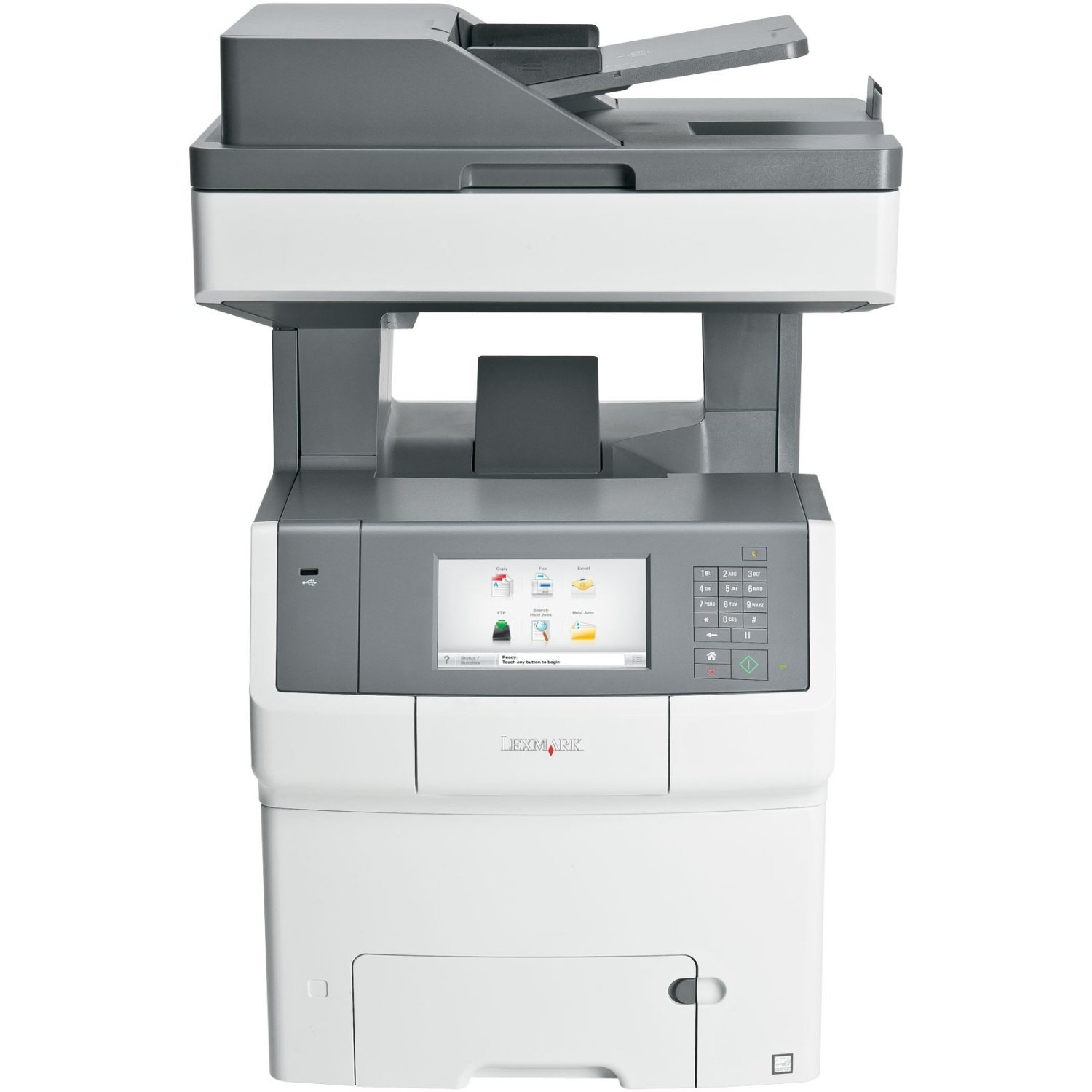 LEXMARK Lexmark 34Tt024 X748de - Multifunction - Color - Laser - Color Copying ; Color Faxing ; Color Pr