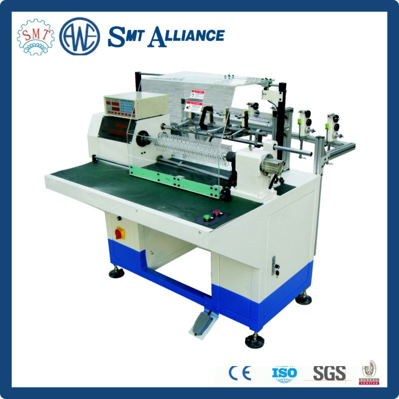 Speaker coil winding machine / toroidal core winding machine