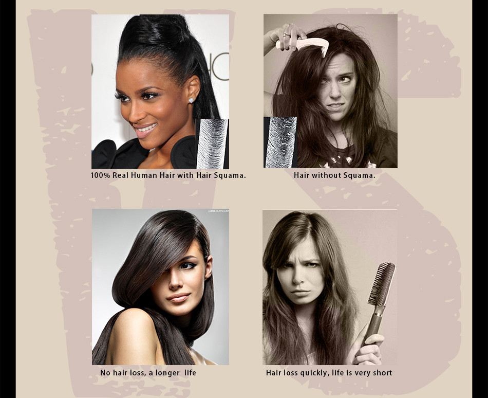 EVET Body Twist Brazilian Virgin Hair Extensions Hair Set