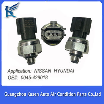 3 Pins R134a Air Conditioning Pressure Switch Transducer ...