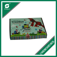 SINGLE WALL PICKUP PICTURE BOX FOR PACKING PAPER BOX