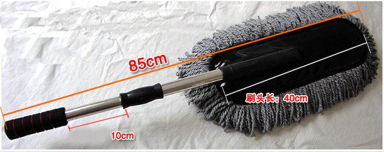 Microfiber Multipurpose Car Dust Removing Extendable Duster