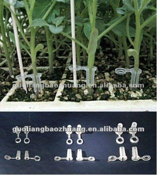 Silica Grafting Clip For Plant