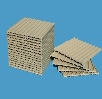 Multi-Layer Ceramic Media Packing/ Ceramic Honeycomb(MLM) heater for Industrial Exhaust