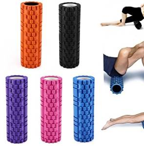More Mile THE BEAST Physio Foam Roller Core Body Workout Yoga Pilates Gym Massage