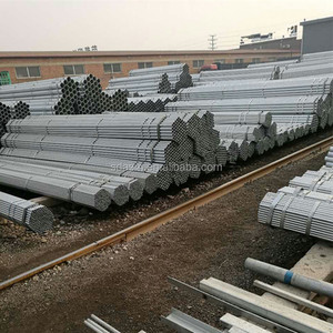 Customers' Requirements with Galvanized Steel Pipe for DC54D+Z