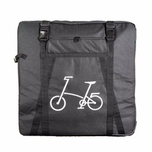 Large Capacity Strong Canvas Waterproof Carrying Folding Bike Travel Carry Bag