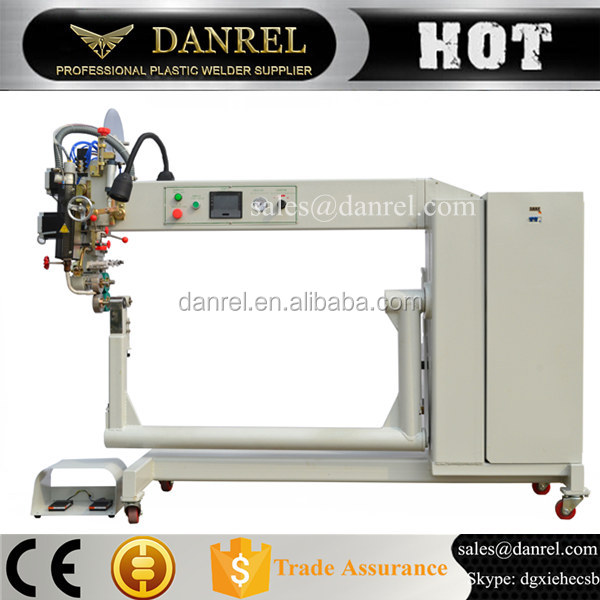 Hand Push Type Hot Air Welding Machine for Tarpaulin