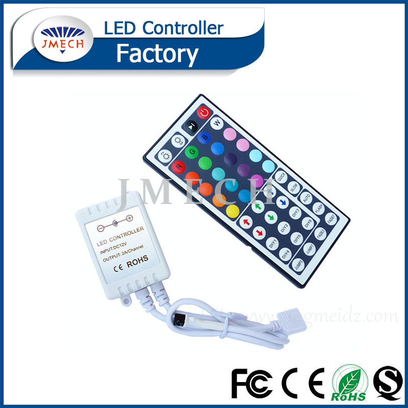 44 Keys IR remote control led led rope light controller