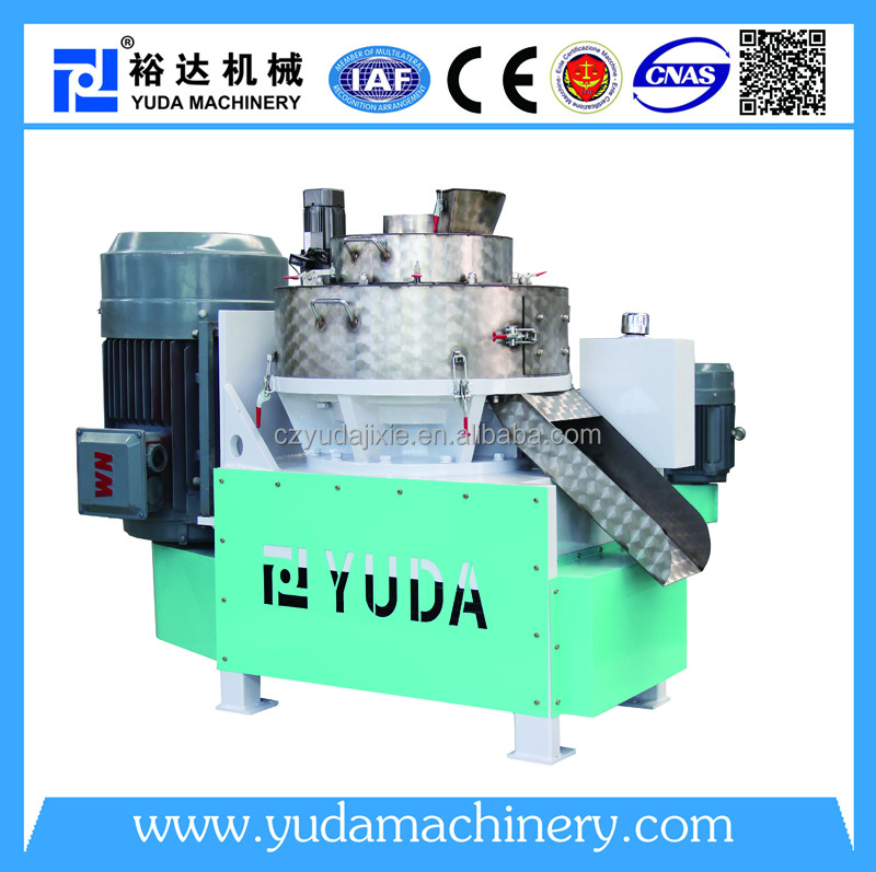 biomass energy wood pellet press machine