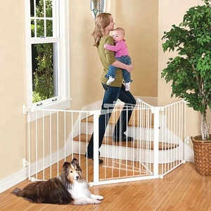 Manufacturer safety fence indoor Hearth Safety Gate for Babies